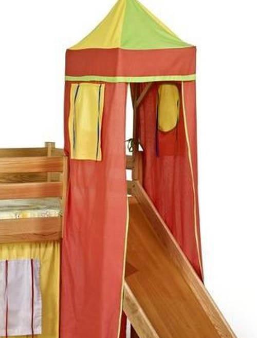 Dětská postel hrad