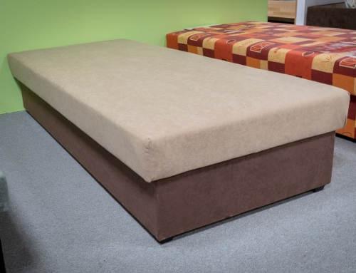 Válenda s pružinovou matrací výprodej