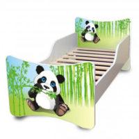 Dětská postel Panda 140x70cm až 200x90cm