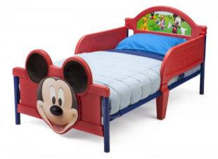 Dětská postýlka Myšák Mickey