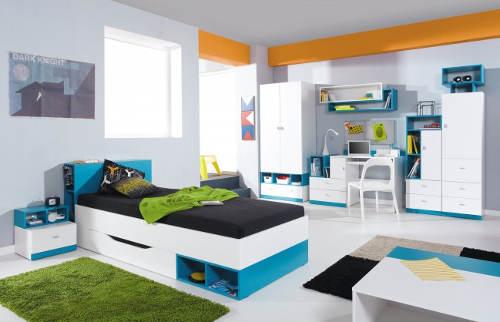 Dětský pokoj pro teenagera