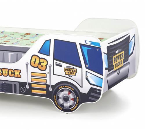 Klučičí rostoucí postel náklaďák