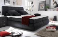 Kontinentální postel s matrací Ramone 180x200cm