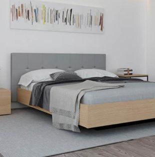 Minimalistická postel 160x200 cm