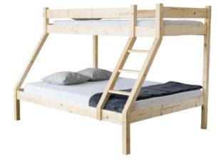 Patrová postel pro tři Hanna