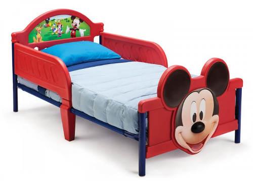 Pohádková dětská postel 140x70 cm
