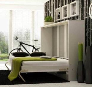 Výklopná postel do skříně CONCEPT PRO 04