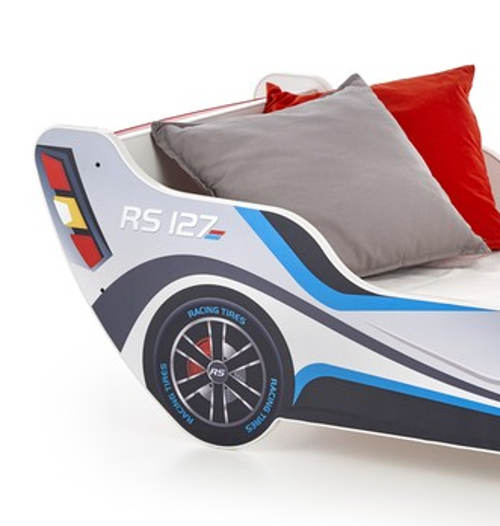 Dětská postel závodní automobil