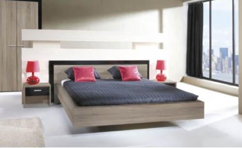 Moderní vznášející se postel