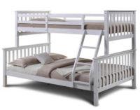 Patrová rozložitelná postel pro tři BAGIRA