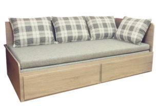 Postel a gauč v jednom MAURIZIO