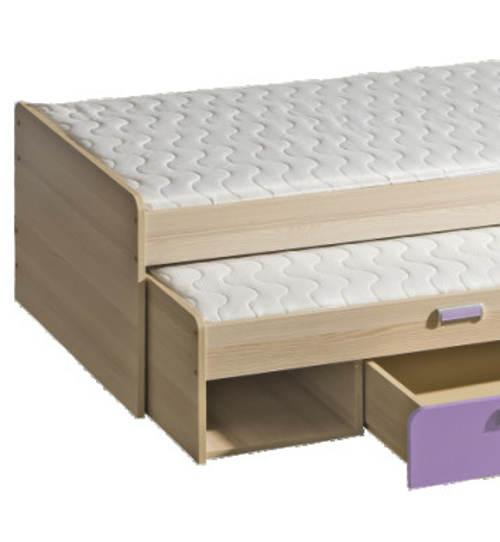 Rozkládací postel včetně matrací