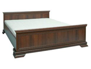 Stylová rustikální manželská postel 160x200 cm