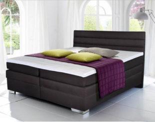 Čalouněná postel Twister boxspring 180x200 cm