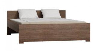 Elegantní manželská postel 160x200 cm