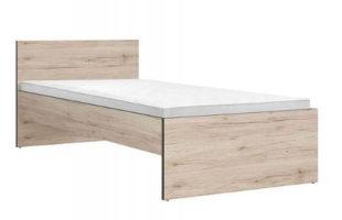 Levná postel do studenstského nebo dětského pokoje