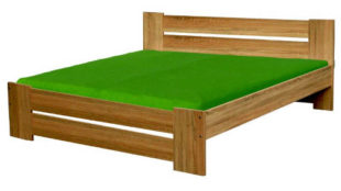 Česká postel v různých šířkách a výškách