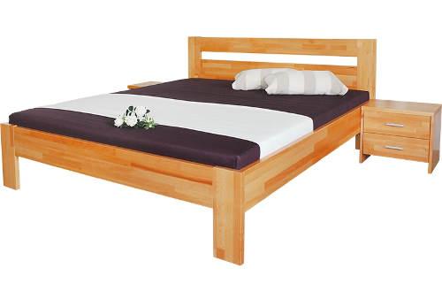 Jednolůžová postel s volitelnými rozměry