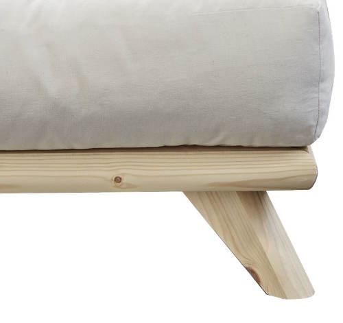 Japonská dvoulůžková postel