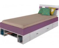 Multifunkční studentská postel Next