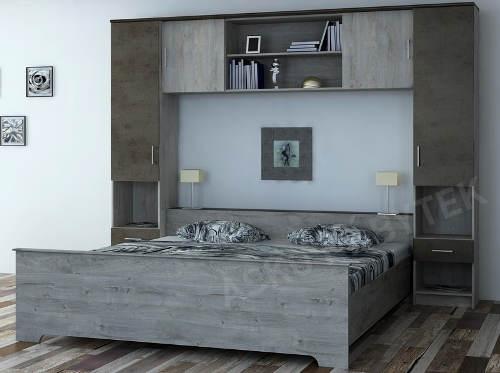 Ložnicová sestava Vendy s postelí