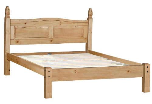 Manželská postel na chalupu