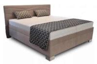 Čalouněná postel Windsor 180x200 s výklopným polohovacím roštem