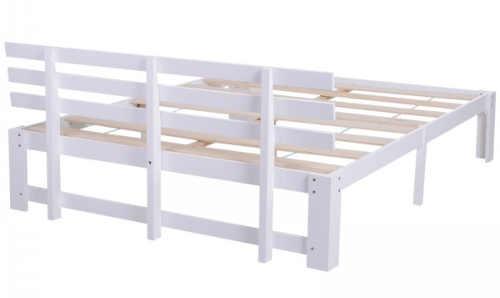 Manželská postel 160 x 200 cm s velkou nosnosti