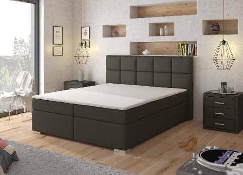 Postel pro dokonalý spánek