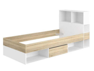 Dánská postel Støraa Bertil 90 x 190 cm