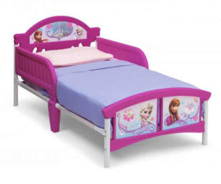 Nádherná holčičí postel Frozen