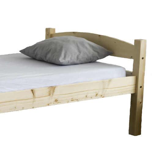 Smrková studentská postel