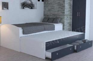 Rozkládací postel Patrik pro větší děti