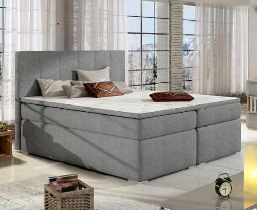 Kvalitní a nadčasová manželská postel