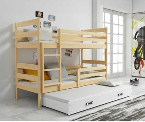 Patrová postel do dětského pokoje