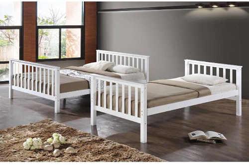 Funkční a kvalitní rozložitelná patrová postel
