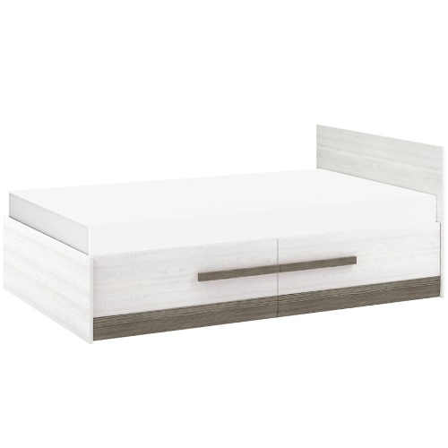 kvalitní postel z lamina v nadčasovém provedení