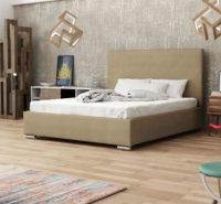 Moderní čalouněná postel v různém dekoru i rozměru ložné plochy