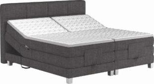 Luxusní čalouněná vyvýšená postel v několika barevných variantách