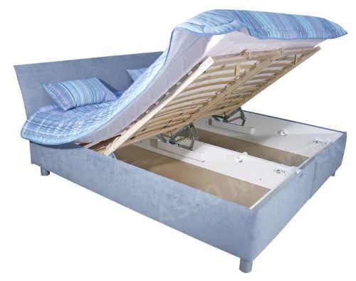 kvalitní manželská vyvýšená postel