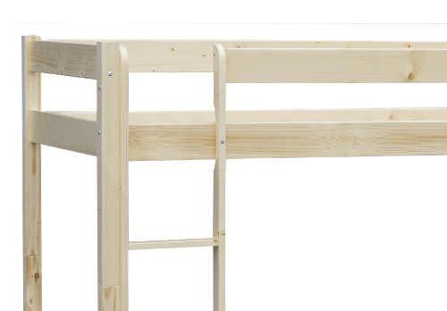 patrová postel z kvalitního smrkového dřeva