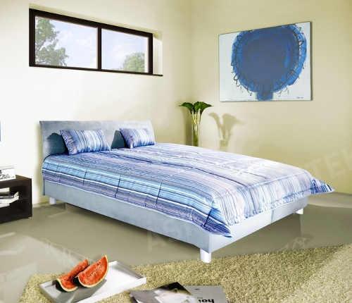praktická manželská postel v komfortním provedení