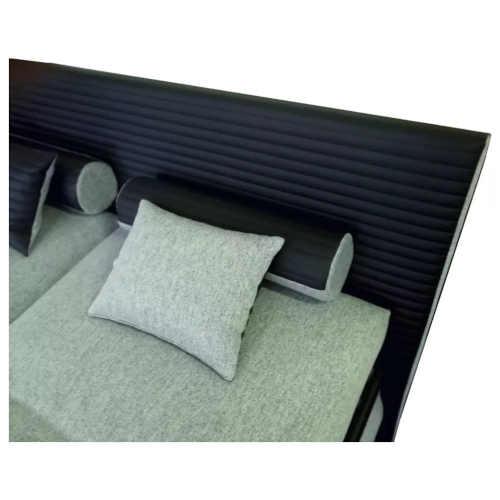 moderní postel polohovací 180x200 cm