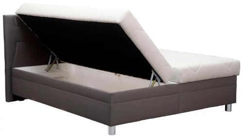 kompletní postel s úložným prostorem