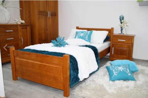 postel jednolůžková různý dekor