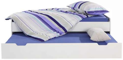 jednolůžková postel s přistýlkou