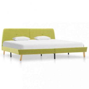 Čalouněná postel v klasickém provedení v různém rozměru