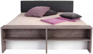 Manželská postel 180x200 cm s úložným místem a zásuvkami