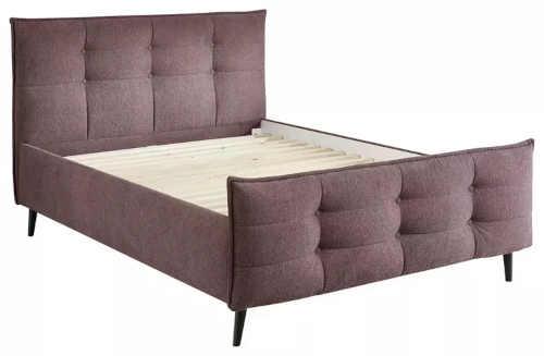 postel dvoulůžková celočalouněné provedení