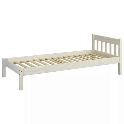 postel z masivu 90x200 cm